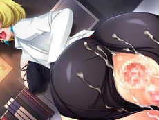 [EROQUIS BUTCHA]-U-IMPREGNATION ISLAND WHY DO I HAVE TO GET INSEMINATED BY A WORTHLESS GUY LIKE YOU